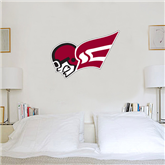 3.5 ft x 4 ft Fan WallSkinz-Official Logo