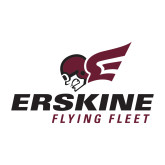 Medium Decal-Erskine Flying Fleet Stacked, 8 inches wide