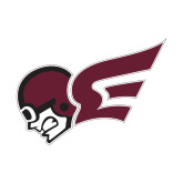 Small Decal-Flying Fleet Mascot, 6 inches wide