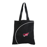Lunar Black Convention Tote-Flying Fleet Head