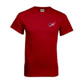 Cardinal T Shirt-Flying Fleet Head