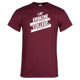 Maroon T Shirt-Flying Fleet