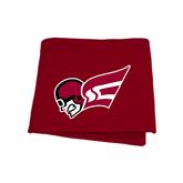 Cardinal Sweatshirt Blanket-Flying Fleet Head
