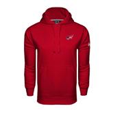 Under Armour Cardinal Performance Sweats Team Hoodie-Flying Fleet Head