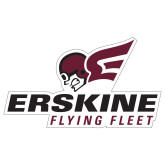 Extra Large Magnet-Erskine Flying Fleet Stacked, 18 inches wide