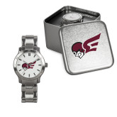 Ladies Stainless Steel Fashion Watch-Flying Fleet Mascot