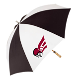 62 Inch Black/White Umbrella-Flying Fleet Head