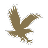 Medium Decal-Eagle, 8 inches tall