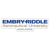 Extra Large Decal-Embry Riddle Worldwide, 18 inches wide