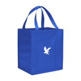 Non Woven Royal Grocery Tote-Eagle