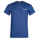 Royal T Shirt-Embry Riddle Aeronautical University