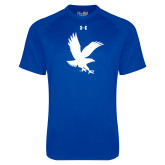Under Armour Royal Tech Tee-Eagle
