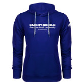 Adidas Climawarm Royal Team Issue Hoodie-Embry Riddle Worldwide