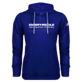 Adidas Climawarm Royal Team Issue Hoodie-Embry Riddle Aeronautical University