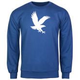 Royal Fleece Crew-Eagle