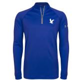 Under Armour Royal Tech 1/4 Zip Performance Shirt-Eagle
