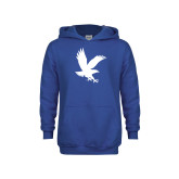 Youth Royal Fleece Hoodie-Eagle