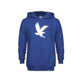 Youth Royal Fleece Hoodie-Eagle