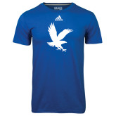 Adidas Climalite Royal Ultimate Performance Tee-Eagle