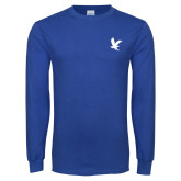 Royal Long Sleeve T Shirt-Eagle