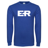 Royal Long Sleeve T Shirt-ER