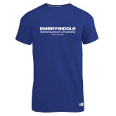 Russell Royal Essential T Shirt-Embry Riddle Worldwide