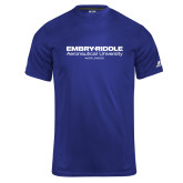 Russell Core Performance Royal Tee-Embry Riddle Worldwide