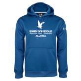 Under Armour Royal Performance Sweats Team Hoodie-Alumni