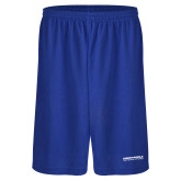 Russell Performance Royal 9 Inch Short w/Pockets-Embry Riddle Aeronautical University