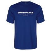 Performance Royal Tee-Embry Riddle Worldwide