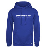 Russell DriPower Royal Fleece Hoodie-Embry Riddle Worldwide