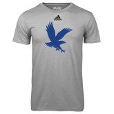 Adidas Climalite Sport Grey Ultimate Performance Tee-Eagle