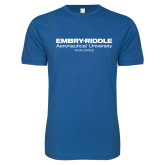 Next Level SoftStyle Royal T Shirt-Embry Riddle Worldwide