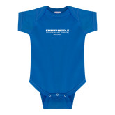 Royal Infant Onesie-Embry Riddle Worldwide