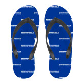 Full Color Flip Flops-Embry Riddle Aeronautical University