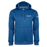 Under Armour Royal Performance Sweats Team Hoodie-Embry Riddle Worldwide