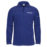 Columbia Full Zip Royal Fleece Jacket-Embry Riddle Aeronautical University