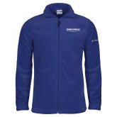 Columbia Full Zip Royal Fleece Jacket-Embry Riddle Worldwide