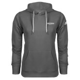 Adidas Climawarm Charcoal Team Issue Hoodie-Embry Riddle Worldwide