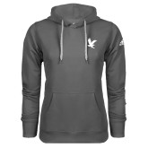 Adidas Climawarm Charcoal Team Issue Hoodie-Eagle
