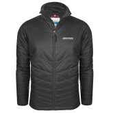 Columbia Mighty LITE Charcoal Jacket-Embry Riddle Aeronautical University