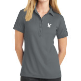 Ladies OGIO Rogue Grey Jewel Polo-Eagle