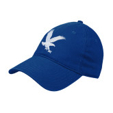 Royal Twill Unstructured Low Profile Hat-Eagle