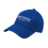 Royal Heavyweight Twill Pro Style Hat-Embry Riddle Worldwide
