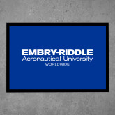 Full Color Indoor Floor Mat-Embry Riddle Worldwide