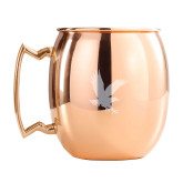 Copper Mug 16oz-Eagle  Engraved