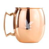 Copper Mug 16oz-Eagle  Engraved