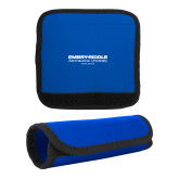 Neoprene Royal Luggage Gripper-Embry Riddle Worldwide