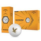 Callaway Warbird Golf Balls 12/pkg-Eagle