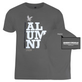 Grey Alumni T Shirt-